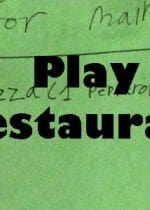 Pretend Play Restaurant