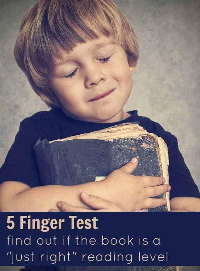 5 finger test