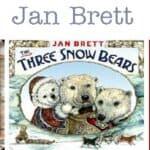Holiday Author Study of Jan Brett