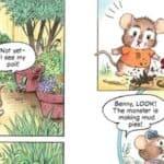 Building Reading Skills Through the Language of Comics
