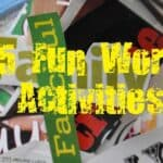 5 Fun Word Play Ideas for Kids