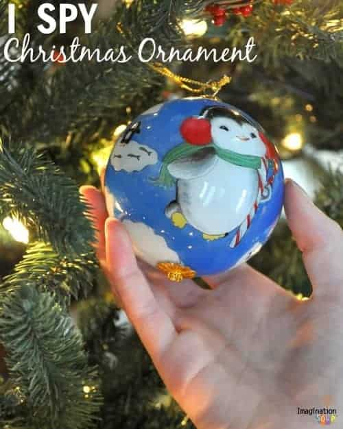 Christmas Tree I Spy