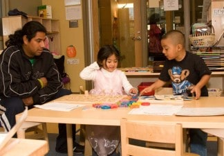 Quality Early Childhood Learning Environment