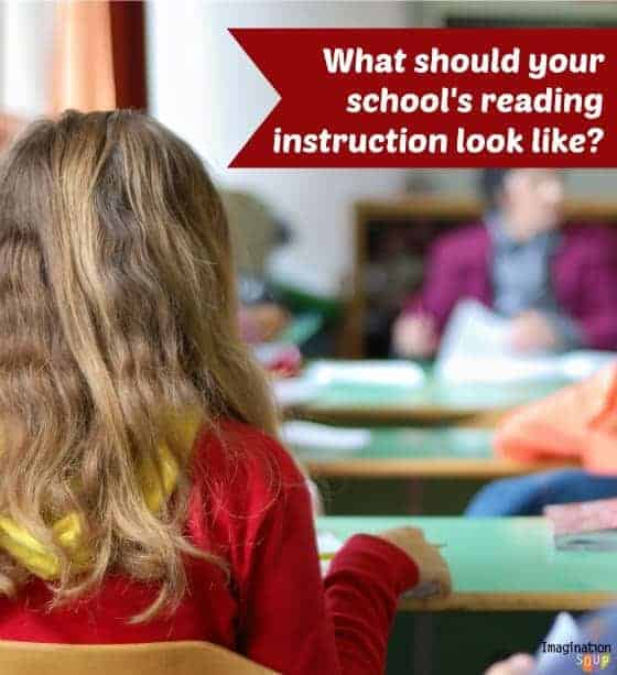 what should your school's reading instruction look like