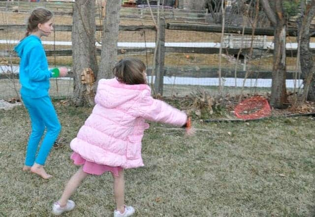 outdoor family game