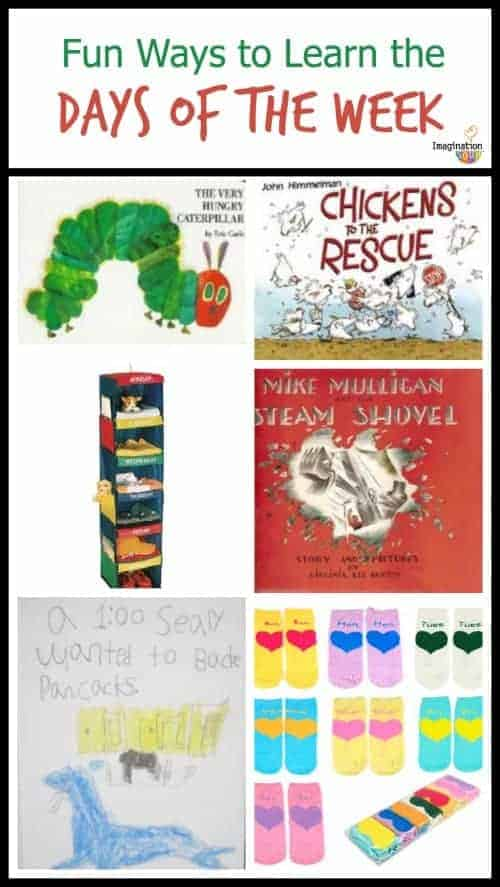 Free classroom days of the week games and activities for ...