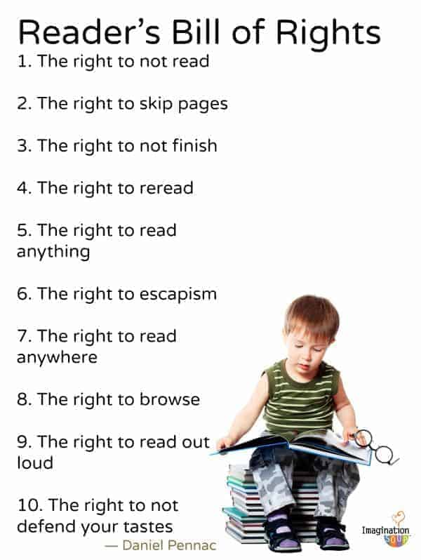 Rights of a Reader