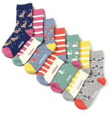days of the week socks