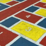 A Fun Math Idea for Kids — Hopscotch Math
