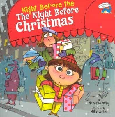 the night before books