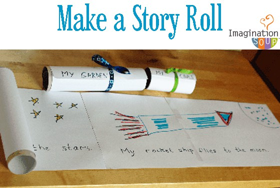 Make a Story Roll