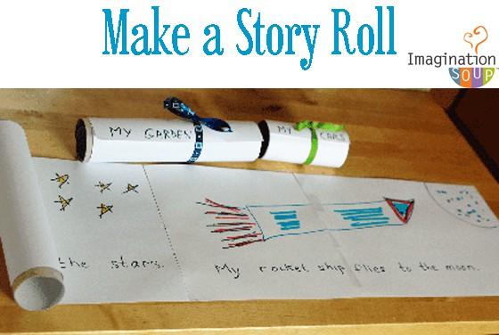 Make a Story Roll