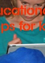 11 Educational Apps for Kids