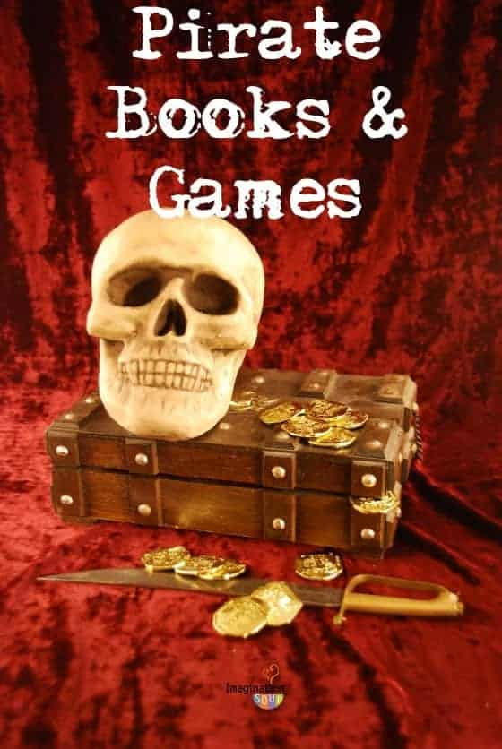 Pirate Books, Games, and Play
