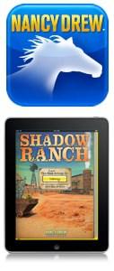 Nancy Drew Chapter Book App