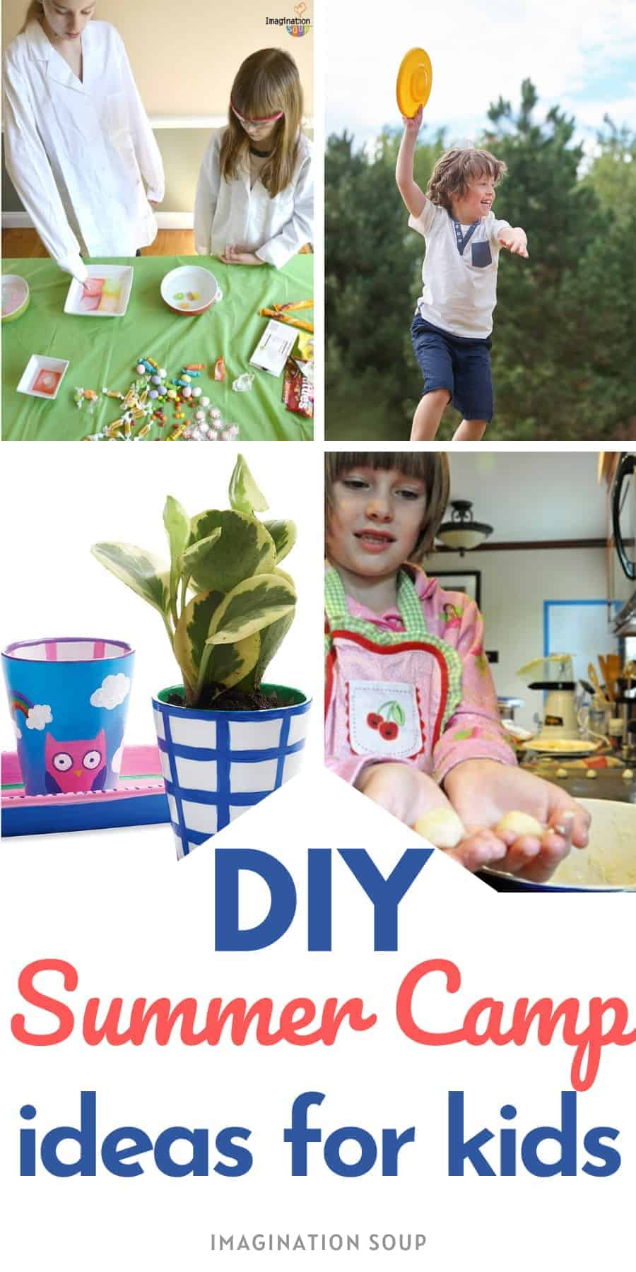 DIY Summer Camp Ideas for Kids