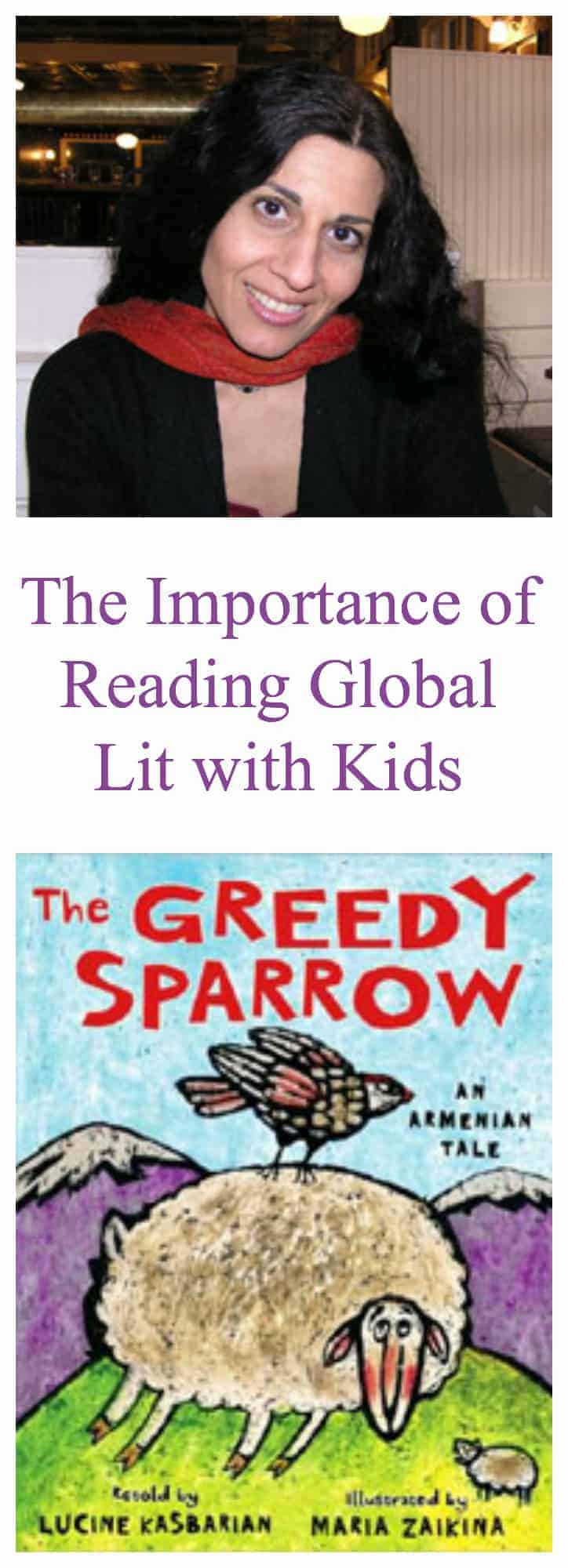 the importance of reading global literature with children