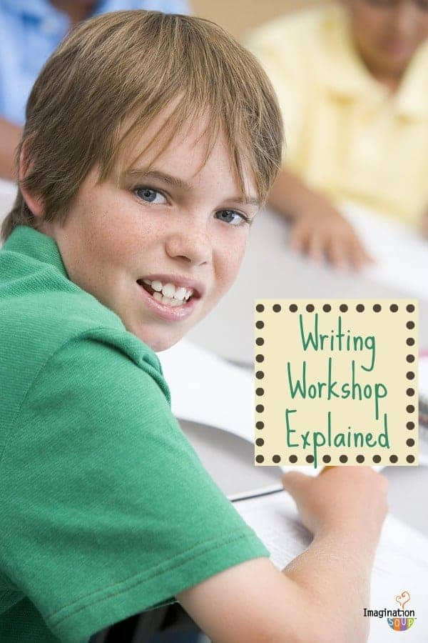 writing workshop method explained