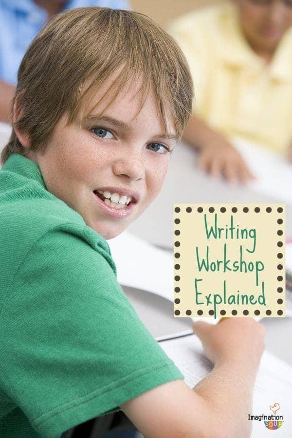 writing workshop method explained