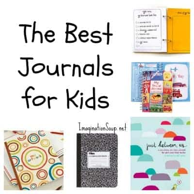 The Best Journals For Kids