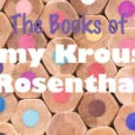 The Books of Amy Krouse Rosenthal
