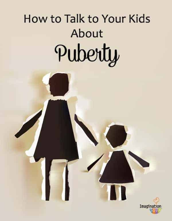 how to talk to your kids about puberty