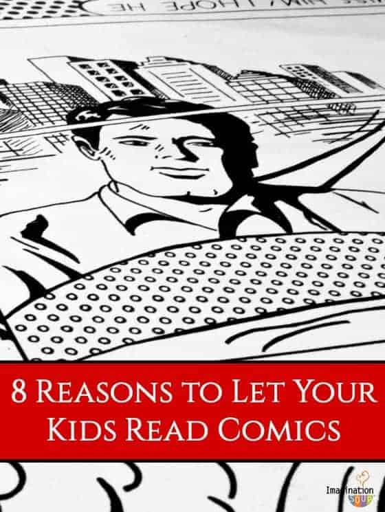 the surprising benefits to reading comics and graphic novels