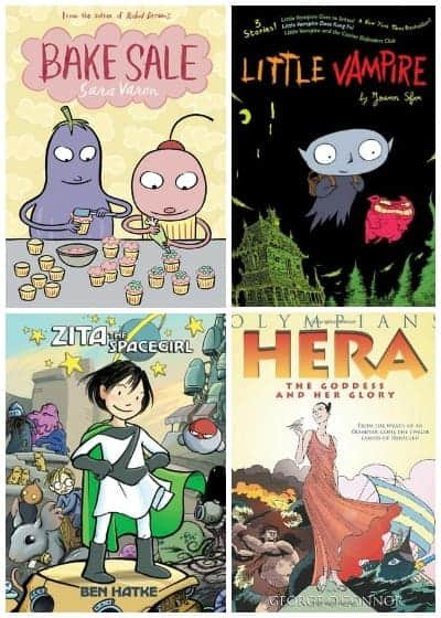 Comics for Kids