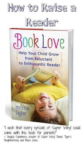 Book Love by Melissa Taylor