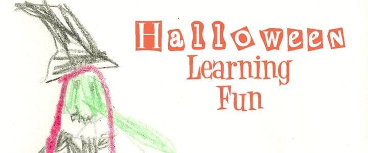 learning fun halloween books halloween writing