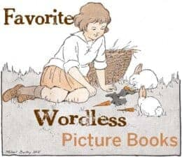 The best wordless picture books