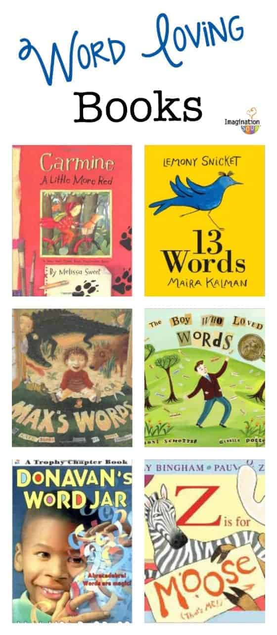 books about words