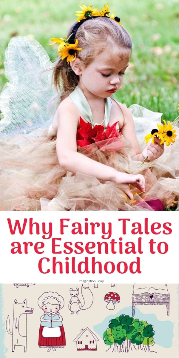 8 reasons why fairy tales are essential to childhood