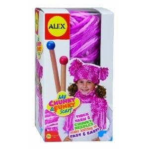 Alex Knitting Kit Kids Knitting Kits