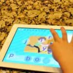 My Favorite Beginning Reader iPad Apps