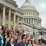 Parenting's Mom Congress and Education Advocacy