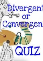 Quiz Yourself – Examples of Divergent and Convergent Thinking