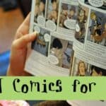 45 Comics and Graphic Novels for Kids