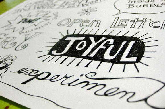 beginning art journaling