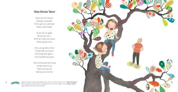 Favorite Poetry Books for Kids