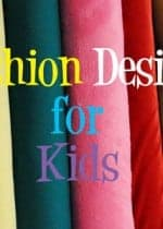 Fashion Design for Kids With Rosie Flo and Yves Saint Laurent