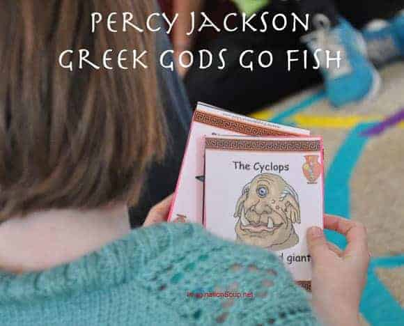 Percy Jackson Birthday Party