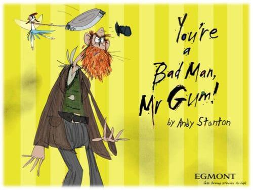 villains in children's books