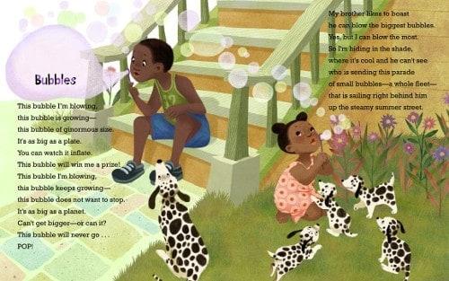 Favorite Poetry Books for Children