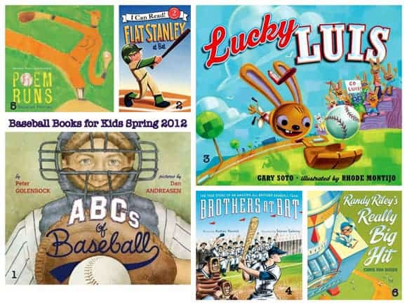 Baseball Books for Kids