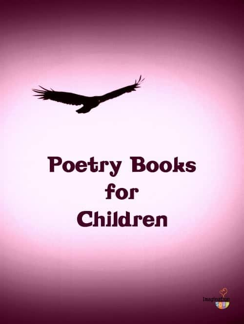 huge list of poetry books for children