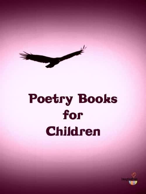 huge list of poetry books for children