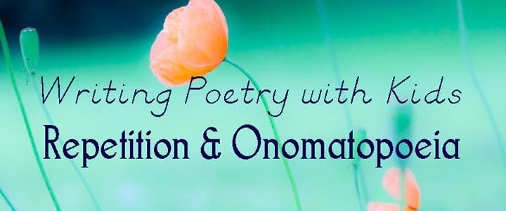 Write Poems With Onomatopoeia