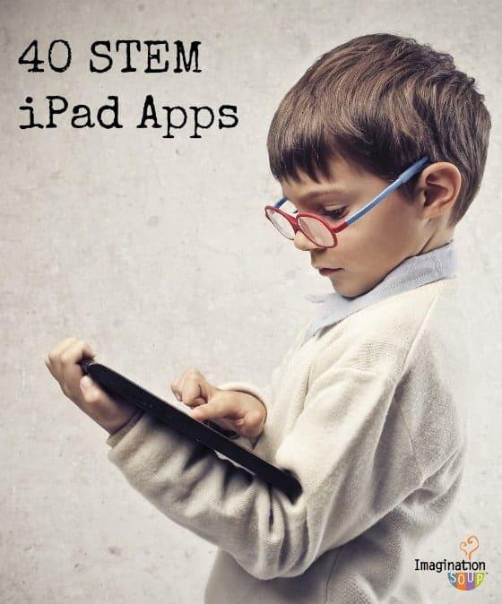 40 STEM iPad apps for kids