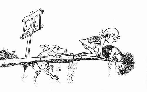 Shel Silverstein Illustrations